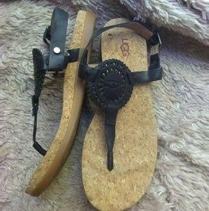 UGG sandles